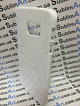 Чехол для 3D сублимации на Samsung GALAXY S6 EDGE глянцевый, фото 2