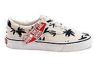 "Кеды Vans Era ""White Palms"""