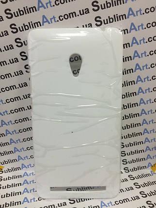 Чехол для 3D сублимации на Asus Zenfone 6 матовый, фото 2