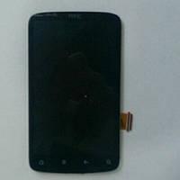 Дисплей с сенсорным экраном для телефона HTC DESIR S G12, S510e Desire черный