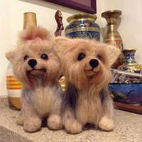 Валяная игрушка Породы собак