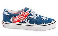 "Кеды Vans Era ""Blue Palms"""