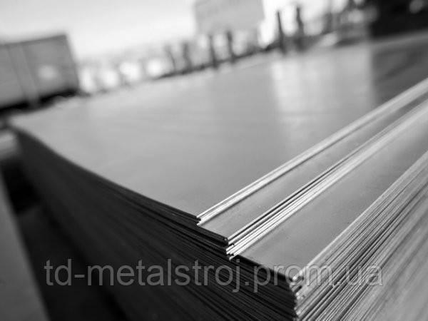 Лист 80 мм сталь 45 конструкционный ГОСТ 19903-74