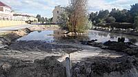 Намыв грунта очистка озер, фото 1