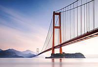 Фотообои флизелиновые Xihou Мост 366*254 Код 972