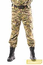 Тактические армейские штаны Multicam Все разм. Brotherhood, фото 2