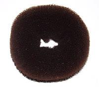 Твистер для волос, коричневый  144_7_5a3