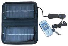 Универсальное зарядное устройство на солнечных батареях SCH3