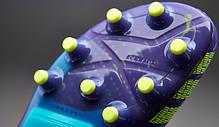Бутсы PUMA EVOSPEED 1.3 FG 103008-01 Синие Пума (Оригинал), фото 3