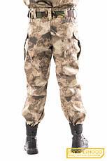 Тактические полевые штаны A-TACS AU Все разм. Brotherhood, фото 3