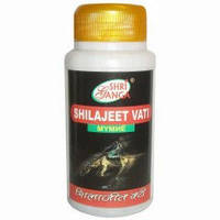 Шиладжит 100gm - 300tab - диабет, переломы, ушибы, вывихи и прочие травмы, для мочеполовой системы