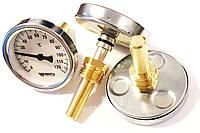Термометр WATTS TB-63/50 с гильзой (63мм, 0-120°С)