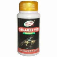 Шиладжит - улучшает работу почек и мочевого пузыря, повышает сексуальную энергию, Shilajit (50gm - 150tab)