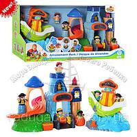 """Детский игровой набор """"Замок и пираты"""""""