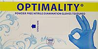 Перчатки нитриловые Optimality