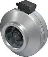 Вентилятор канальный круглый- К 100