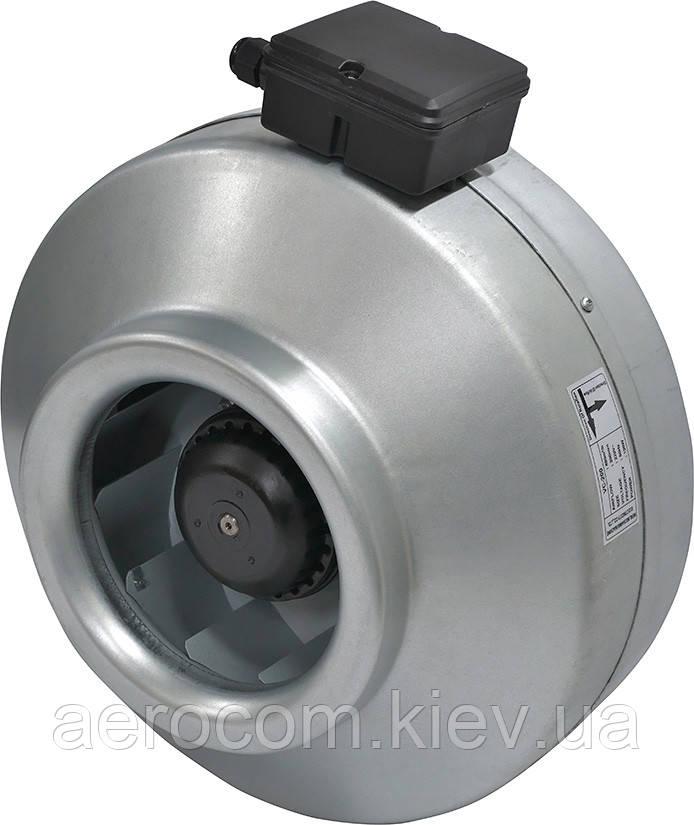 Вентилятор канальный круглый - К 315 - Аэроком - вентиляция, кондиционирование, отопление в Днепре