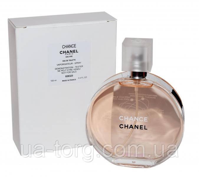 Тестер женский Chanel Chance eav Vive