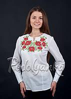 Жіноча вишита сорочка, фото 1