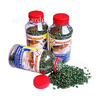 Щелкунчик (250г) зеленая зерновая приманка для  уничтожения мишовидных грызунов (крыс, мышей)
