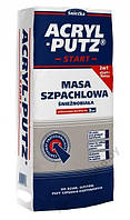Шпаклівка Acryl-Putz start гіпсова суха - 20 кг