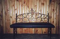 Кованная мебель под заказ в Харькове