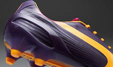 Бутсы PUMA EVOSPEED 1.2 FG 102833-02 Фиолетовые Пума (Оригинал), фото 3