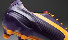 Бутсы PUMA EVOSPEED 1.2 FG 102833-02 Фиолетовые Пума (Оригинал), фото 2