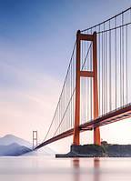 Фотообои флизелиновые Xihou Мост 183*254 Код 862