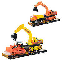 Набор стройтехники 3368-1 Арт. OSK-mp05839
