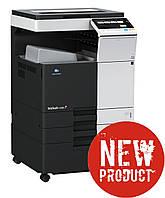 Konica Minolta bizhub С258 – полноцветное МФУ, SRA3, 25 стр./мин, копир, принтер, сканер, дуплекс, факс.