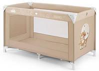 Детский манеж-кроватка Cam Sonno бежевый