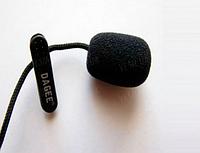 Мини микрофон для ноутбука с клипсой
