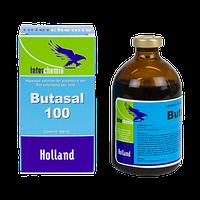 Бутазал-100, стимулятор обмена веществ, (бутафосфан, вит. гр. В), инъекц., 100мл