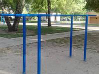 Уличные брусья модель №3