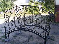 Кованные изделия для сада, парка в Харькове