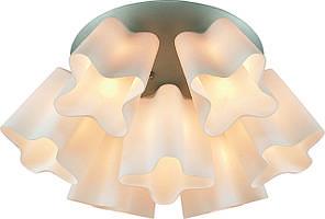Потолочная люстра Altalusse  INL- 9299P-07 Silver & White