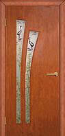 Двери межкомнатные ТМ Омис ламинированные Пальма