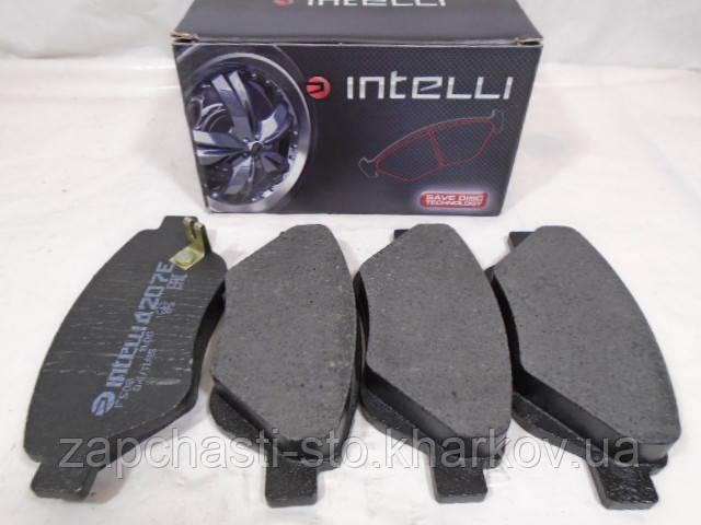 Гальмівні колодки передні Fiat Doblo INTELLI