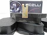 Гальмівні колодки передні Fiat Doblo INTELLI, фото 3