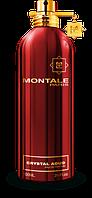 Нишевый аромат унисекс Montale Crystal Aoud
