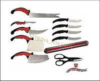 Набор ножей Contour Pro (Контр Про)+ магнитный держатель ножей