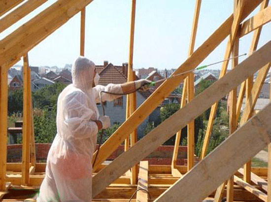 Огнезащита деревянных конструкций - VITTRADE.COM.UA в Киеве
