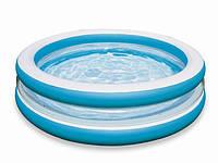 Детский надувной бассейн Swim Center (203*51 см) Intex 57489 HN