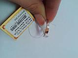 Серебряное кольцо с золотыми накладками, фото 5