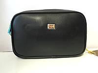 Прямоугольная сумочка черного цвета
