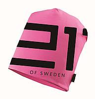 Шапка  2117 of Sweden  Sarek  Cerise  one size