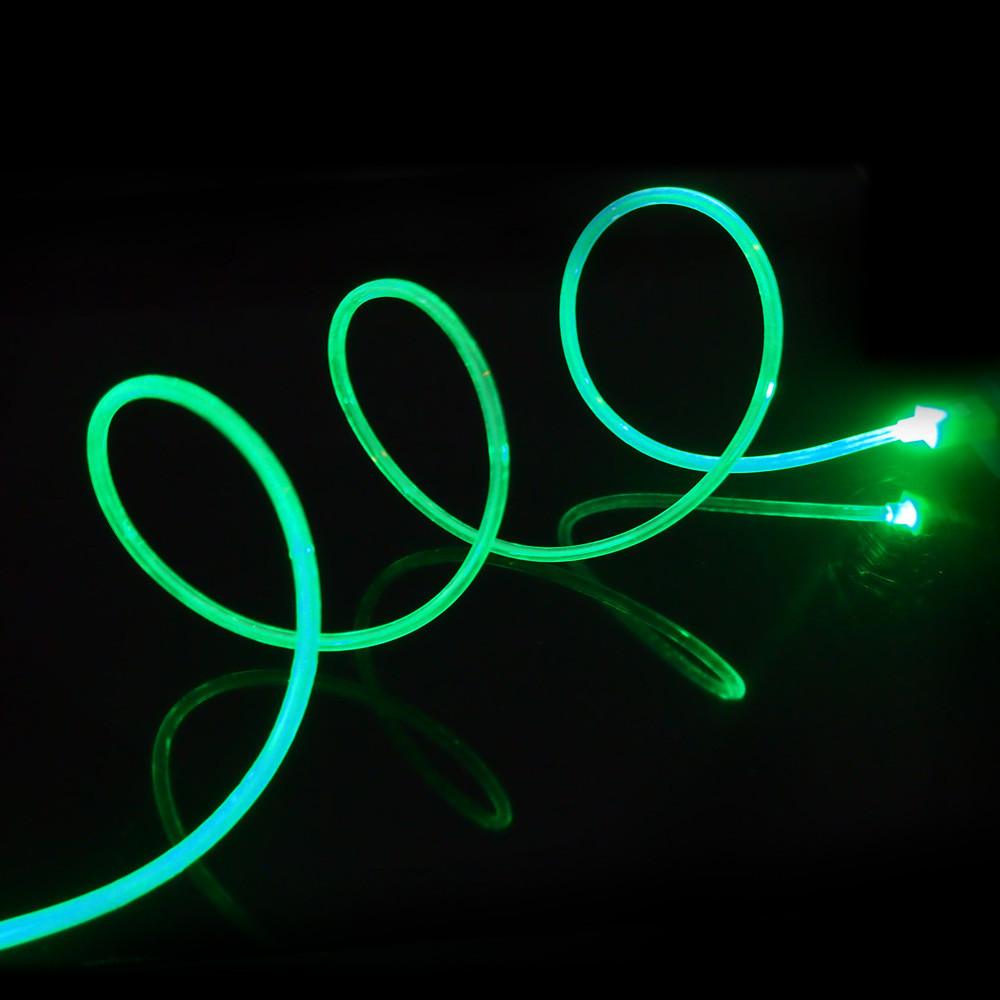 Кабель светящийся для iPhone 4