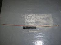 Трубка тормозная ГАЗ 3302,2705 (медь) (задн.разводка левая) L=735, М10х1,25. 3302-3506065-01