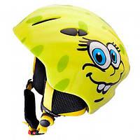 Шлем  Blizzard MAGNUM yellow cheese shiny 48-52 см